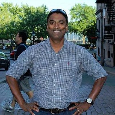 Logendra Naidoo CEO and Founder of Planetary IP