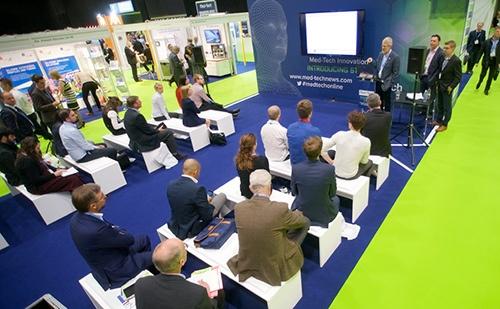 Med-Tech Innovation Expo in Coventry UK