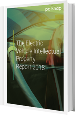 Electric Vehicle IP Report Cover