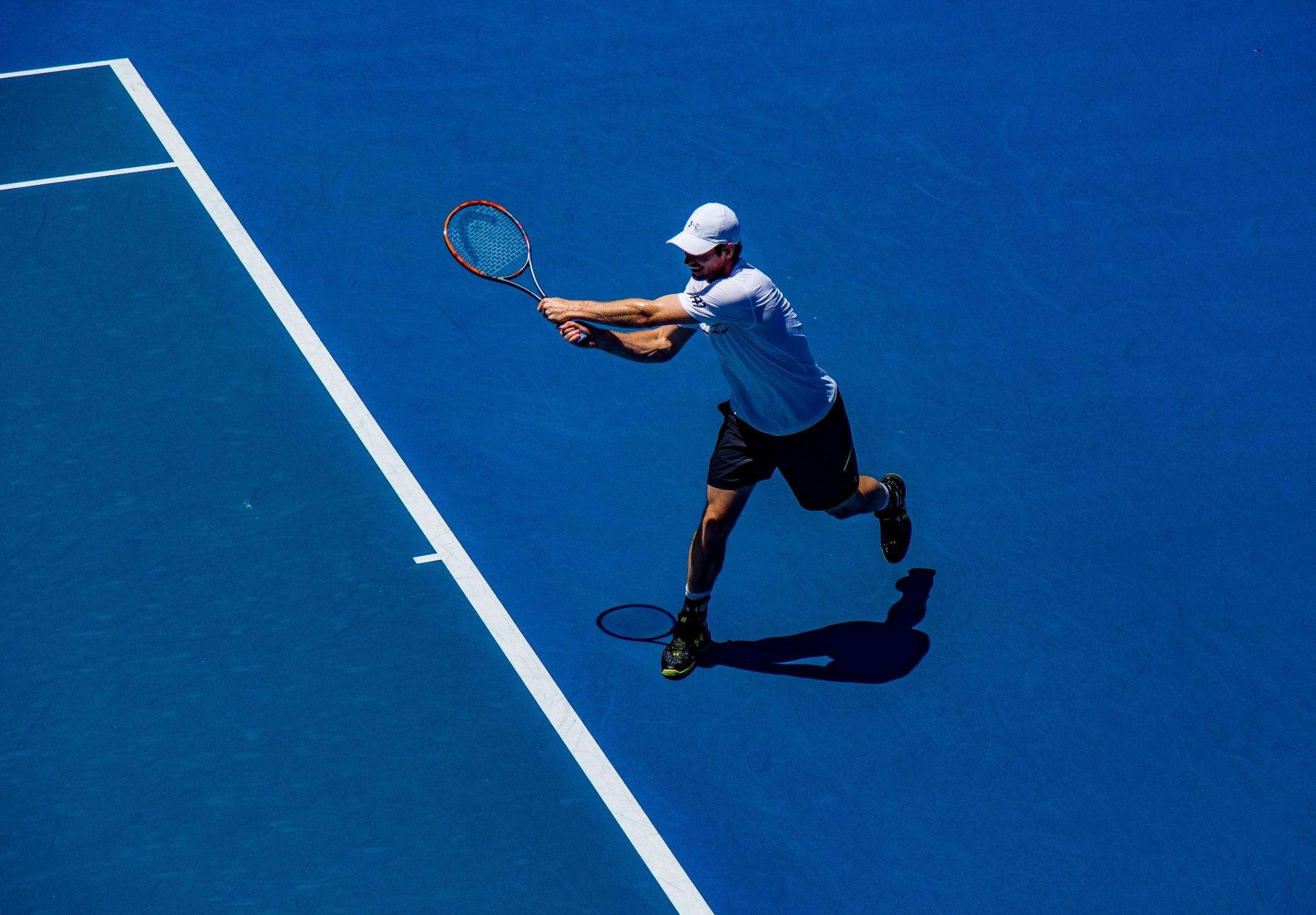 Andy Murray - an Under Armour brand ambassador