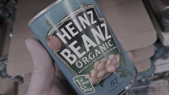 Heinz—the king of the tin can