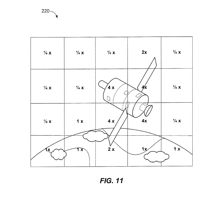 US20180047203A1—Variable rate shading