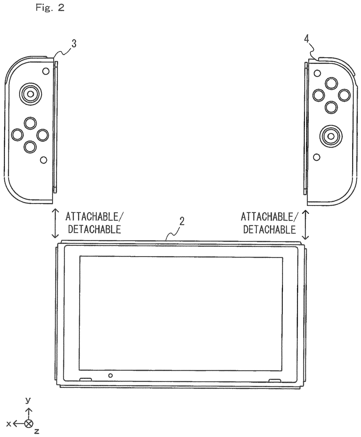 EP3269434A1 - SUPPORTING DEVICE, CHARGING DEVICE AND CONTROLLER SYSTEM