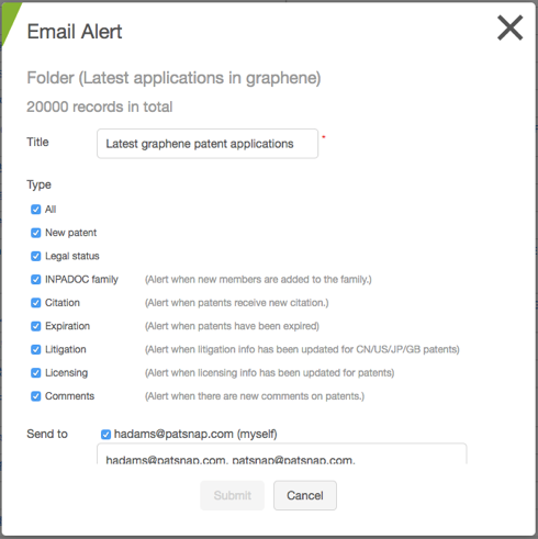 Patent Email Alerts Grapene.png