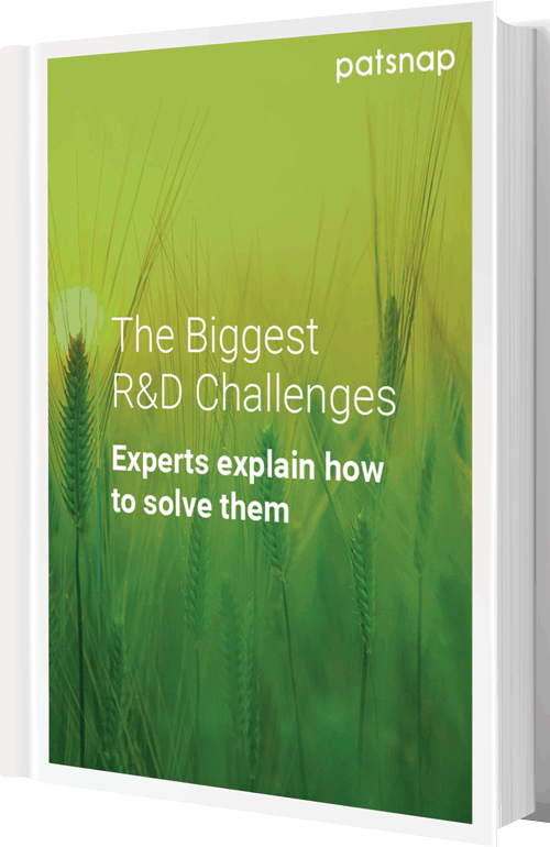 Experts explain how to solve R&D challenges—report cover