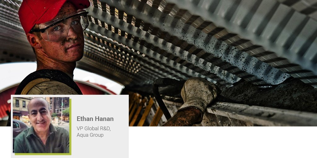 A banner image of Ethan Hannan from Aqua Group