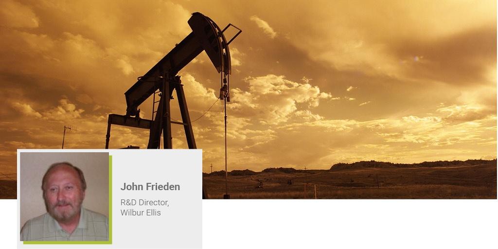 An banner image of John Frieden from Wilbur Ellis