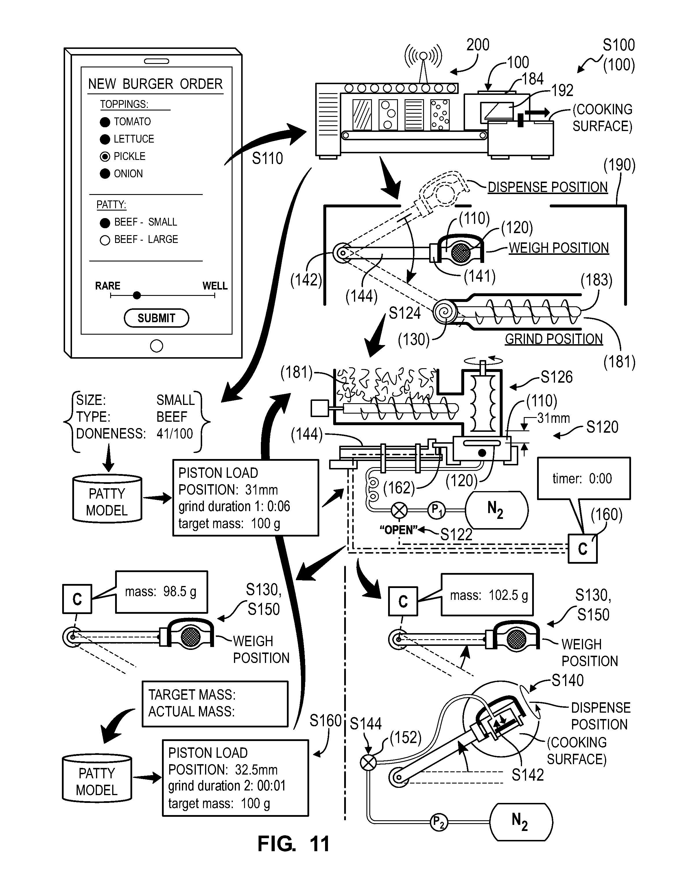An image of Momentum Machines patent