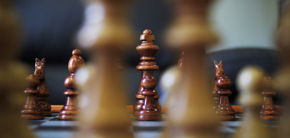 IP Strategy Chess Board